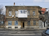 Rostov-on-Don, Krylovskoy alley, house 19. Apartment house