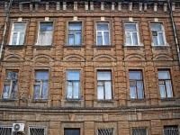 Rostov-on-Don, alley Krylovskoy, house 23. Apartment house