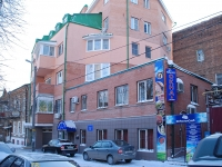 Rostov-on-Don, Krylovskoy alley, house 35. Apartment house
