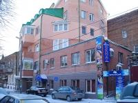 Rostov-on-Don, alley Krylovskoy, house 35. Apartment house
