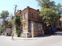 Rostov-on-Don, Universitetsky alley, house 1. Apartment house