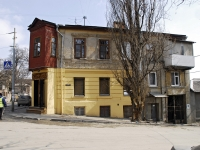 Rostov-on-Don, Universitetsky alley, house 16. Apartment house