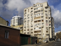 Rostov-on-Don, Universitetsky alley, house 26. Apartment house