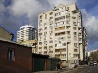 顿河畔罗斯托夫市, Universitetsky alley, 房屋 26. 公寓楼