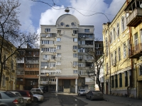 Rostov-on-Don, Universitetsky alley, house 32. Apartment house