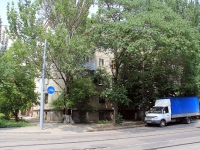 Rostov-on-Don, Universitetsky alley, house 60. Apartment house