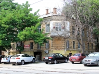 Rostov-on-Don, Universitetsky alley, house 109. Apartment house