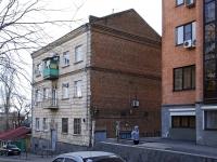 Ростов-на-Дону, Крепостной переулок, дом 35. многоквартирный дом