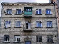 Rostov-on-Don, Krepostnoy alley, house 35. Apartment house