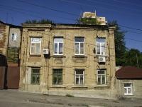 Ростов-на-Дону, Крепостной переулок, дом 36. многоквартирный дом