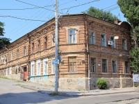 Ростов-на-Дону, Крепостной переулок, дом 38. многоквартирный дом