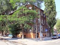 顿河畔罗斯托夫市, Krepostnoy alley, 房屋 66. 公寓楼