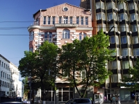 Rostov-on-Don, Krepostnoy alley, house 67. Apartment house