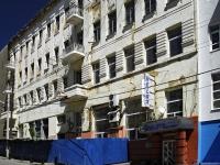 Ростов-на-Дону, Крепостной переулок, дом 70. неиспользуемое здание