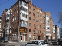 Rostov-on-Don, Turgenevskaya st, house 37. Apartment house