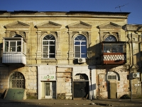 Rostov-on-Don, Turgenevskaya st, house 38. Apartment house