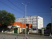 Rostov-on-Don, university РОССИЙСКИЙ ГОСУДАРСТВЕННЫЙ ТОРГОВО-ЭКОНОМИЧЕСКИЙ УНИВЕРСИТЕТ, Turgenevskaya st, house 49