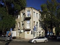 Rostov-on-Don, st Serafimovich, house 10. Apartment house