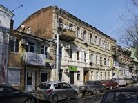 Ростов-на-Дону, улица Серафимовича, дом 55. многоквартирный дом