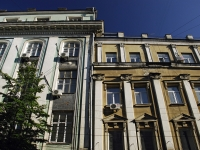 Rostov-on-Don, Serafimovich st, house 58. multi-purpose building