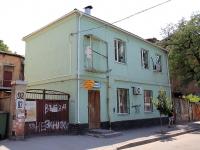 Ростов-на-Дону, улица Серафимовича, дом 92. многоквартирный дом