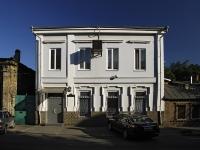 Rostov-on-Don, st Serafimovich, house 24. Apartment house