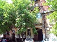 Ростов-на-Дону, улица Темерницкая, дом 11А. многоквартирный дом