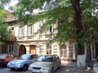 Rostov-on-Don, Temernitskaya st, house 13. Apartment house