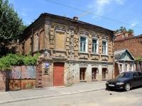 Rostov-on-Don, Temernitskaya st, house 17. Apartment house