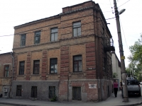 Rostov-on-Don, Temernitskaya st, house 9. Apartment house