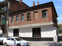 Rostov-on-Don, Temernitskaya st, house 27. Apartment house