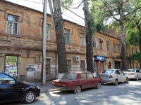 Rostov-on-Don, Temernitskaya st, house 66. Apartment house