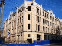 顿河畔罗斯托夫市, Temernitskaya st, 房屋 70. 维修中建筑