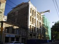 Ростов-на-Дону, улица Темерницкая, дом 70. здание на реконструкции