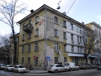 Rostov-on-Don, Shaumyan st, house 19. Apartment house