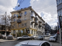 Rostov-on-Don, Shaumyan st, house 40. Apartment house