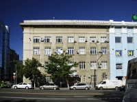 Rostov-on-Don, Shaumyan st, house 85. Apartment house