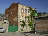 Ростов-на-Дону, Нахичеванский переулок, дом 10. многоквартирный дом