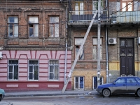Rostov-on-Don, Nakhichevansky alley, house 11. Apartment house