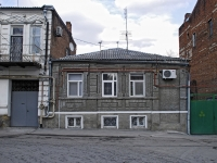 Rostov-on-Don, Nakhichevansky alley, house 12. Private house