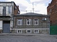 Ростов-на-Дону, Нахичеванский переулок, дом 12. индивидуальный дом
