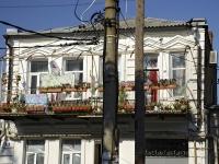 Ростов-на-Дону, Нахичеванский переулок, дом 14. многоквартирный дом