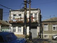 Rostov-on-Don, Nakhichevansky alley, house 14. Apartment house
