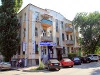 Ростов-на-Дону, Нахичеванский переулок, дом 19. многоквартирный дом