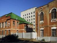 Ростов-на-Дону, Нахичеванский переулок, дом 29 к.15. офисное здание