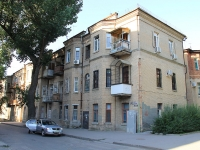 Rostov-on-Don, Nakhichevansky alley, house 37. Apartment house