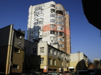 Rostov-on-Don, Nakhichevansky alley, house 43. Apartment house
