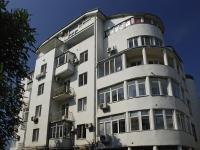 Rostov-on-Don, Semashko alley, house 3. Apartment house