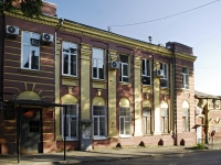 Rostov-on-Don, Semashko alley, house 10. Apartment house