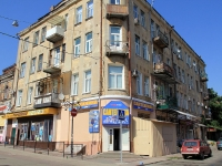 Rostov-on-Don, Semashko alley, house 16. Apartment house